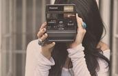vintage,camera,technology,photography,polaroid camera