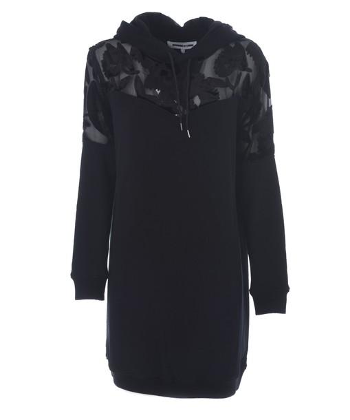 McQ Alexander McQueen dress hoodie dress