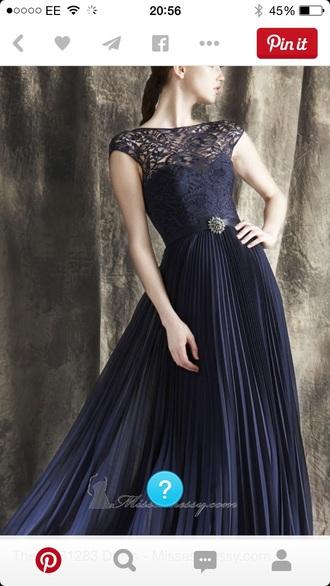 dress blue dress blue prom dress prom dress ball gown dress pretty dress ball dress ball gown lace dress