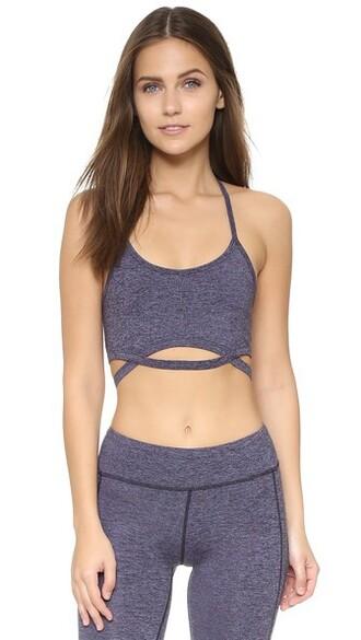 bra infinity navy underwear
