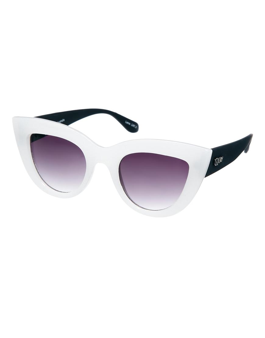 Quay Kitti Sunglasses at asos.com