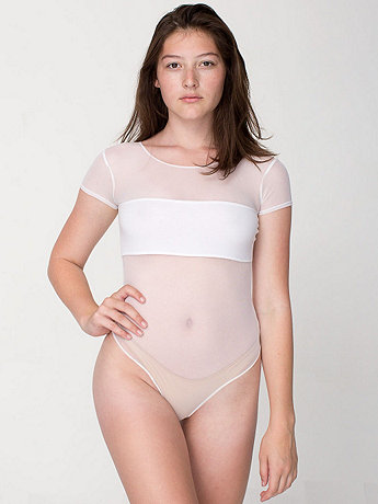 The Fiona Bodysuit | American Apparel