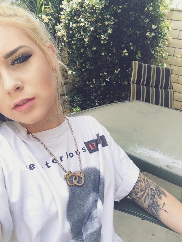 shirt hosie josephine nicole handcuffs jewels