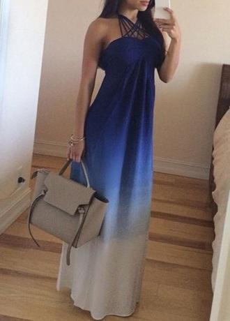 dress elegant dress blue dress