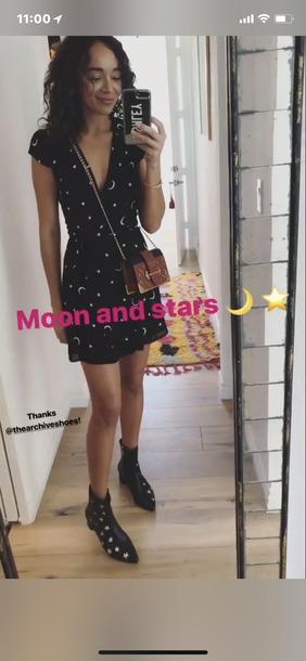 dress moon dress stars