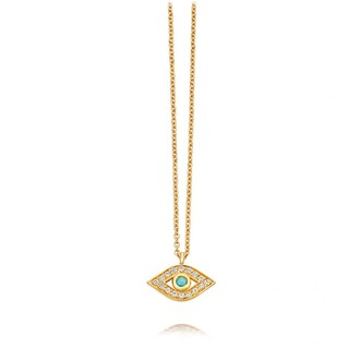 jewels evil eye necklace gold gold necklace evil eye jewelery