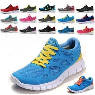 men athletic shoes Free run,running shoes with Free Run 2 brand for women athletic shoes free shipping-in Women's Shoes from Shoes on Aliexpress.com