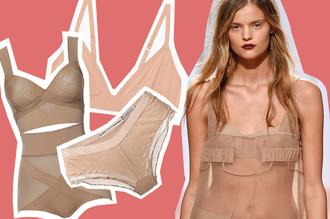 the blonde salad blogger underwear nude