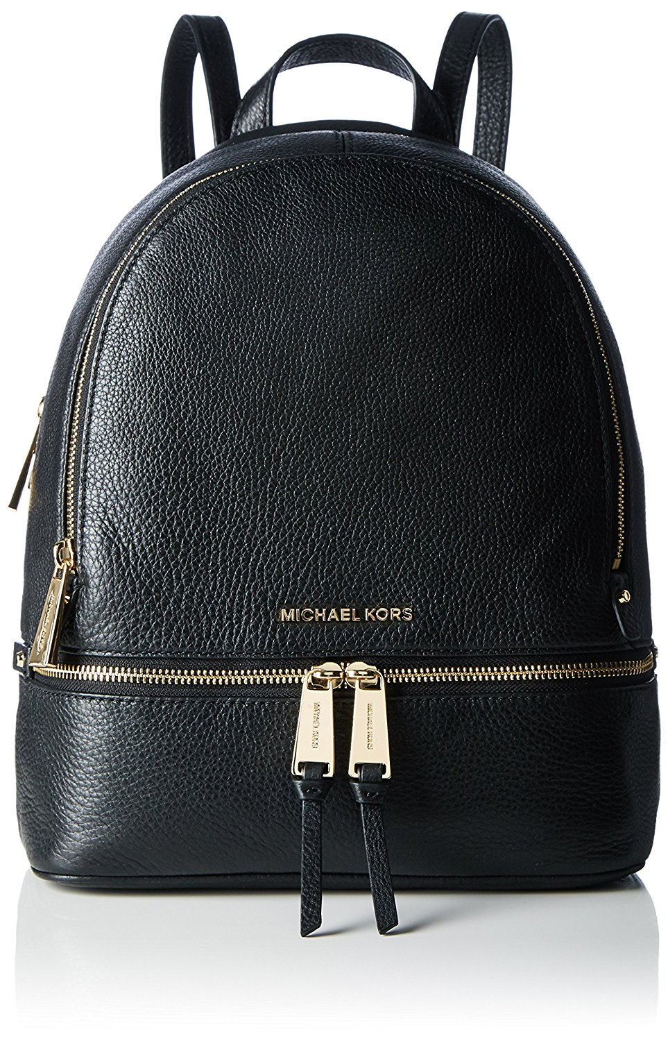 Amazon.com  MICHAEL Michael Kors Rhea Zip Medium Leather ... b55b32f7ee3