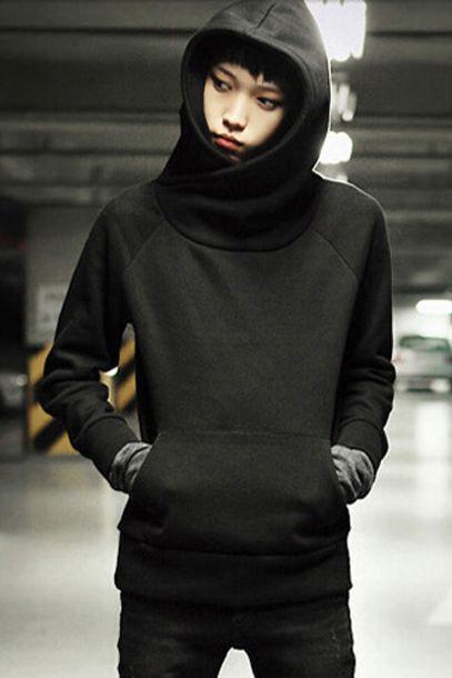 Cool black hoodies