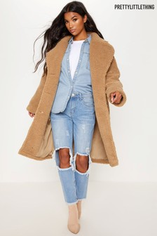 Pretty Little Thing Coats & Jackets   Leather Coats & Jackets   Next