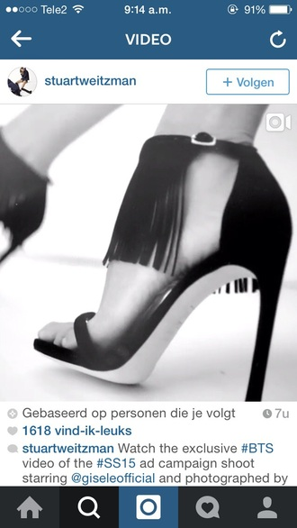 shoes heels black classy high heels