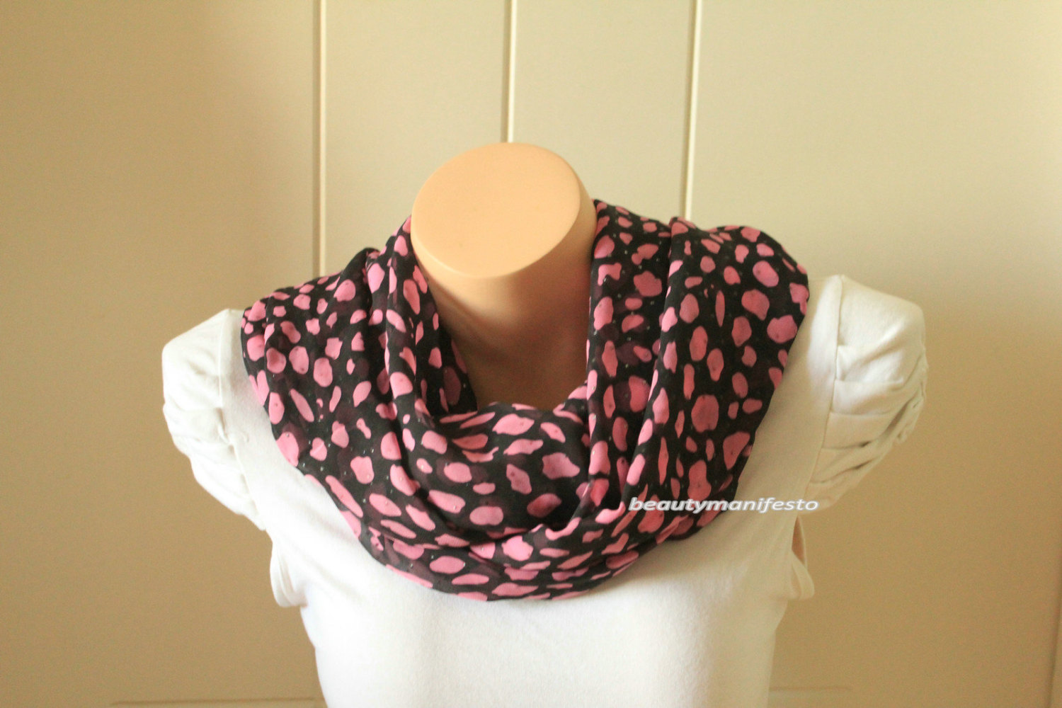 Fashion classic leopard print scarf,PINK color tiger leopard print scarf,shawl, soft and comfortable clothing accessories