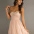 Sale 2013 A-line Hot Sale Short Organza Sweetheart Lovely Appliques Homecoming Dresses New! Online