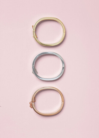 jewels bracelets celine accessories rose gold silver gold
