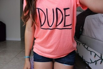 blouse hip trendy cool teenagers shorts short shorts pink dude tomboy