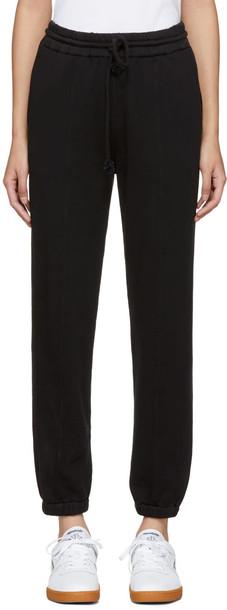 Helmut Lang pants black