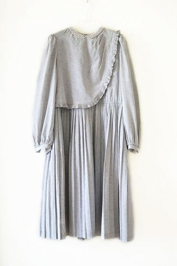 Grey shift dress [vd0116]