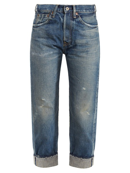 Chimala jeans high denim