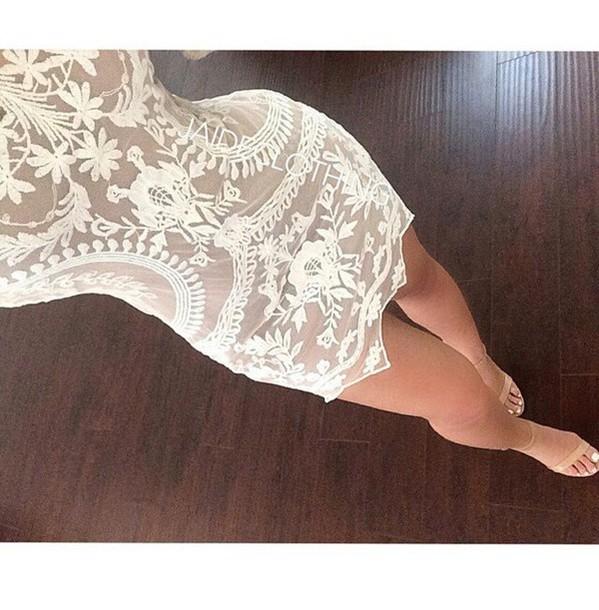 dress white dress gorgeous dress
