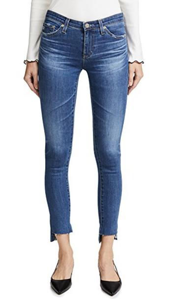 AG jeans blue