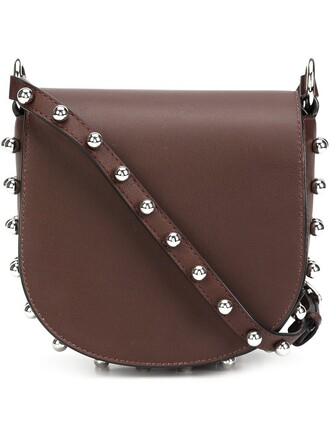 mini bag crossbody bag brown