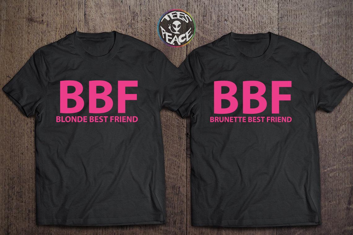 bbf blonde best friend brunette best friend bff best. Black Bedroom Furniture Sets. Home Design Ideas