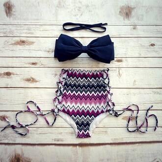 swimwear swimwear two piece pastel swimwear rihanna swimsuit