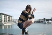 jeffrey campbell,ponyhunter,sweater,shoes