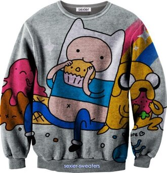sweater adventure time adventure time sweater bag