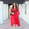 The red emoji dress under $100   ten affordable date night ideas - mint arrow