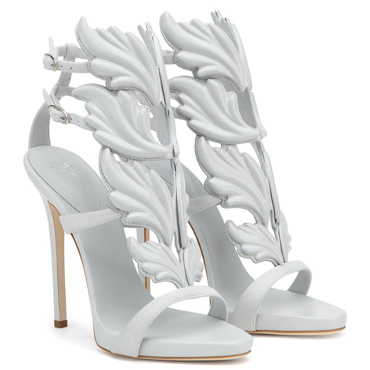 Cruel - Sandals - Silver | Giuseppe Zanotti
