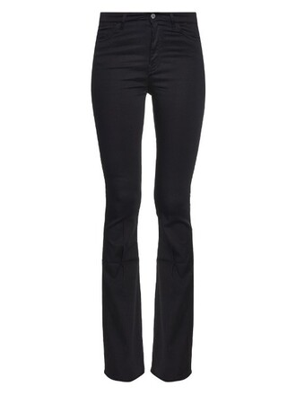 jeans flare jeans flare high black