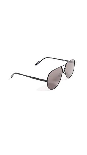 Quay sunglasses smoke black