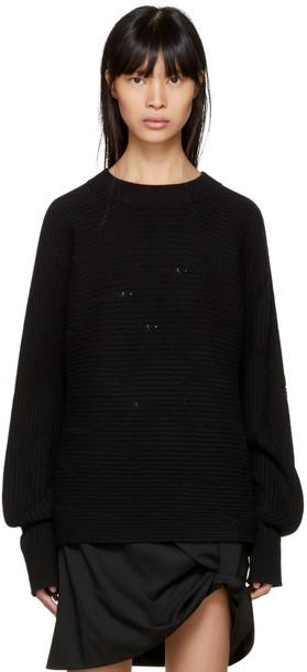 Helmut Lang sweater black
