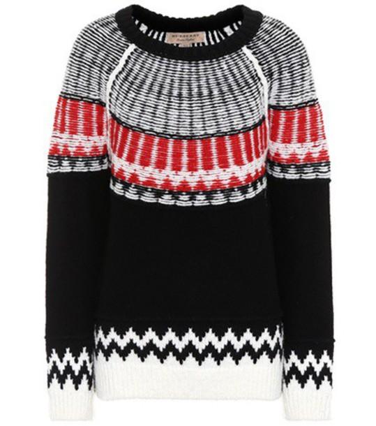 Burberry sweater wool