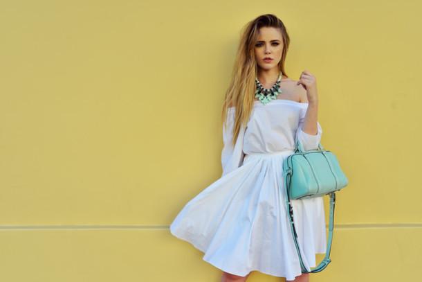 kayture t-shirt skirt jewels shoes bag