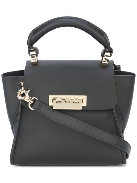 ZAC Zac Posen mini women leather black bag