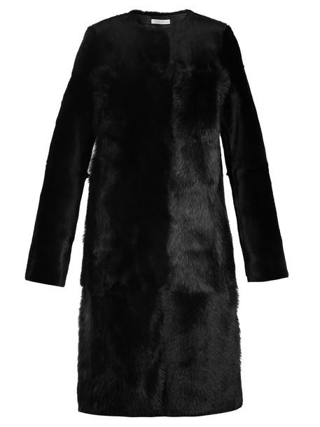 Inès & Maréchal coat black