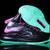Nike LeBron Zoom Soldier 7 Deep Royal Pure Platinum Medium Navy Men Shoes