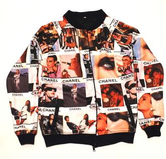 jacket melissa sandoval swag dope hip hop urban