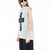 Morgan Xl Tank Crossword Grey Mel Tank top - Women's Tops Cheap Monday - 39598