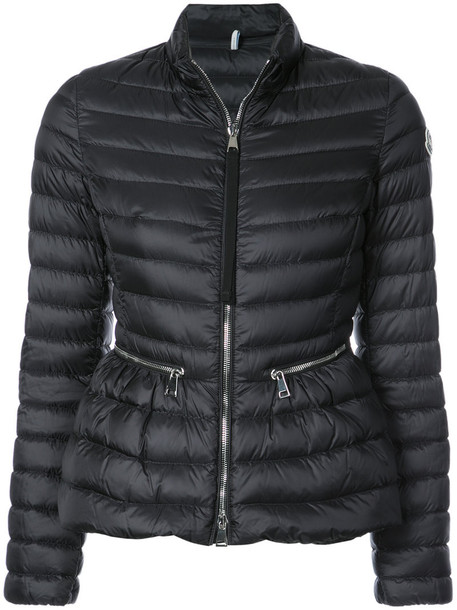 moncler jacket women fit black