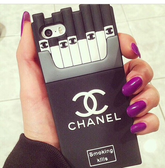 accessories phone case chanel