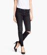 H&M Skinny Regular Ankle Jeans £19.99