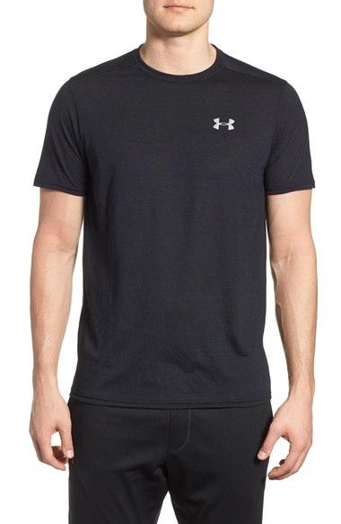 Under Armour 'Streaker Run' Microthread T-Shirt   Nordstrom