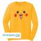 Pikachu sweatshirt – kirana jaya