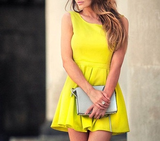 dress short dress mini dress yellow yellow dress yellow dresses