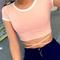 Aliexpress.com : buy t shirt women summer 2016 fashion short sleeve t shirt bandage cross short sexy tee shirt femme poleras de mujer from reliable women singlet suppliers on fashion sunlight