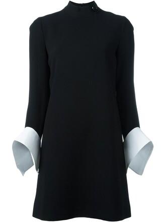 dress shift dress black